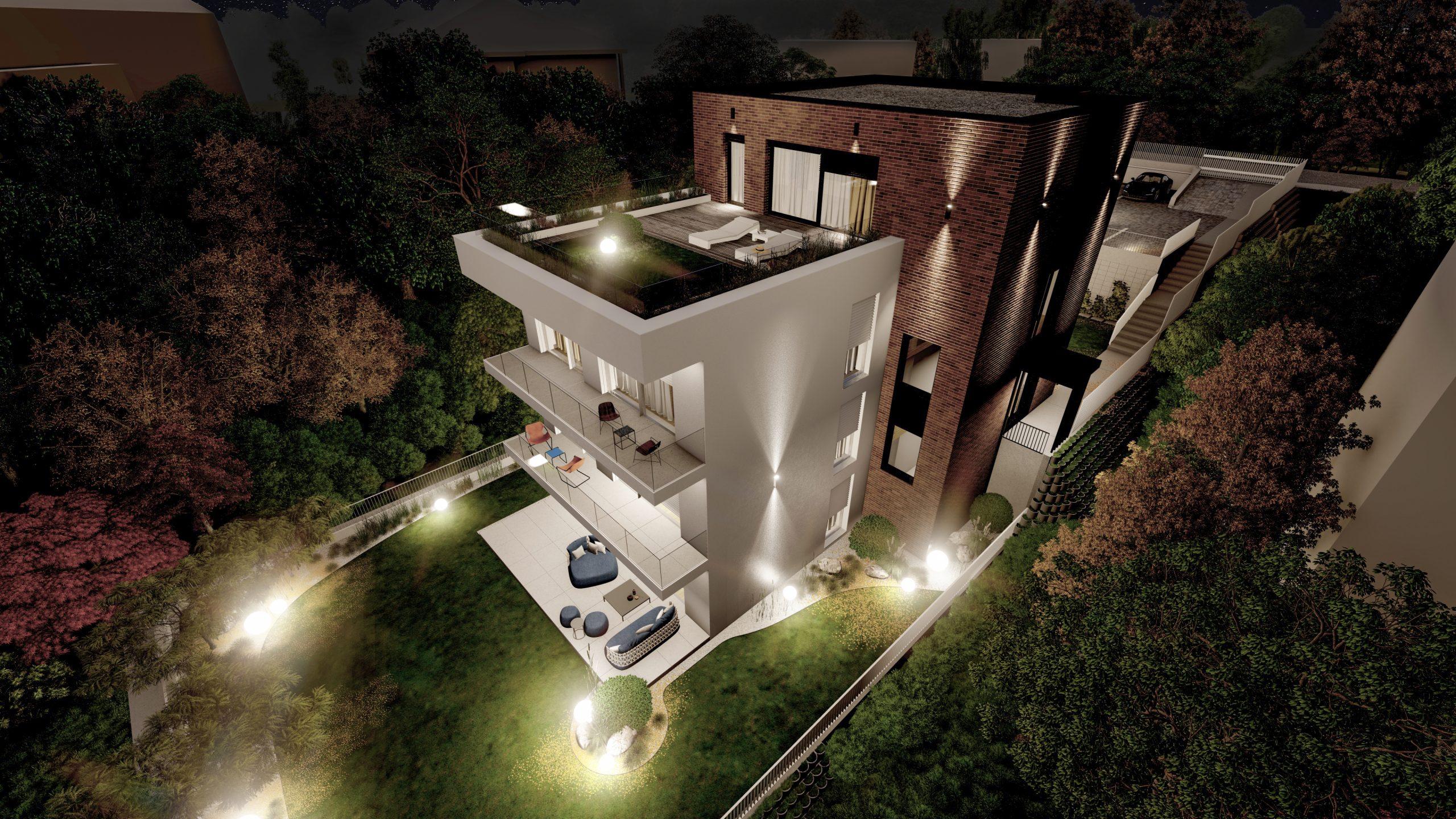 Matúšová - Bratislava - Buildfit - Exteriér